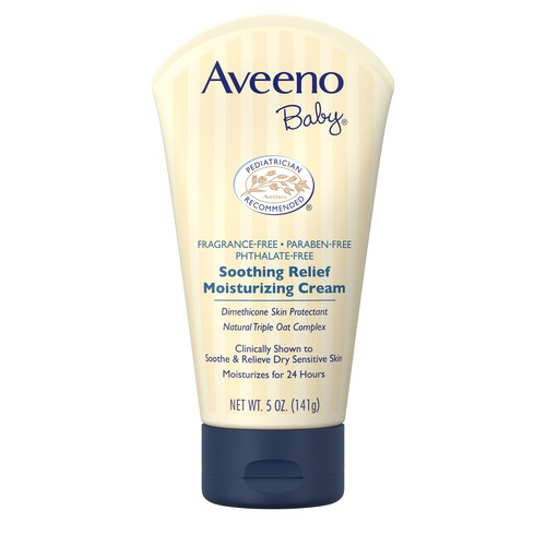 AVEENO® Baby Soothing Relief Moisturizing Cream